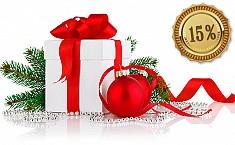 Скидка до 15% на создание сайтов к Новому году (с 23.11 по 31.12)